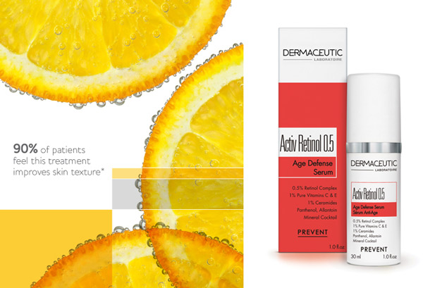 Activ Retinol 0.5 Age Defense Serum