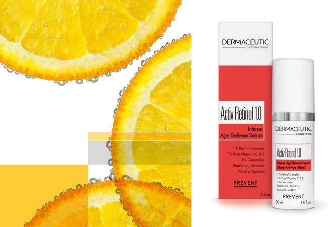 Activ Retinol 1.0 Intense Age Defense Serum