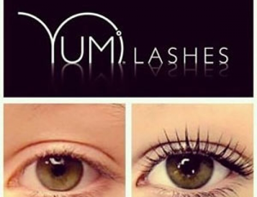 Yumi lashes