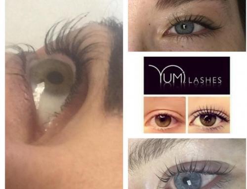 Yumi lash lift