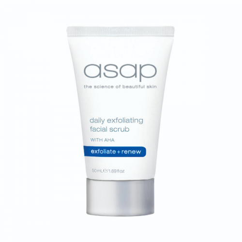 asap Daily Exfoliating Facial Scrub - 50ml